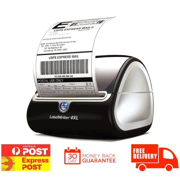 Details about Dymo SD0904960 LabelWriter 4xl Thermal Shipping Address  Barcode Label Printer SD